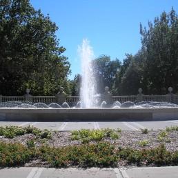 Women's Leadership Fountain